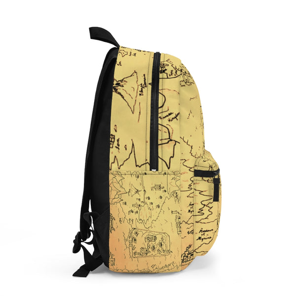 TCoE - Trindavin Map - Backpack (Made in USA)