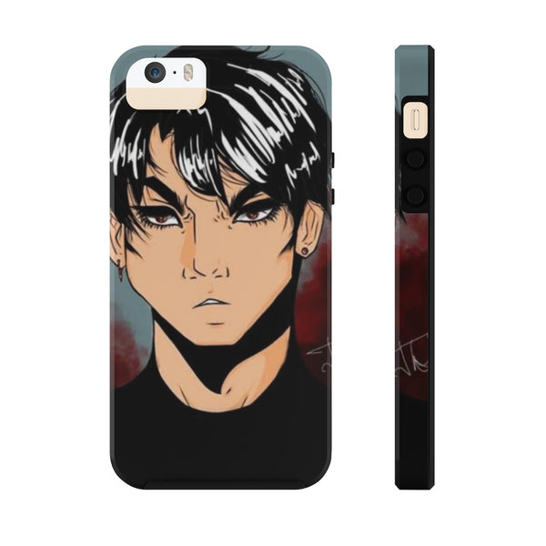"Torrick - ""brooding boi"" - Case Mate Tough Phone Cases"