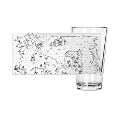 TCoE - Trindavin (north) - Pint Glasses