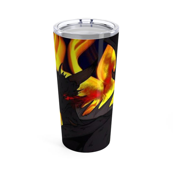 "Dragon Torrick - ""Flame"" - Tumbler 20oz"