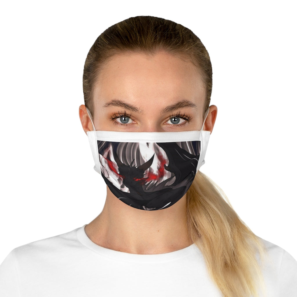"Dragon Torrick - ""Flame 2"" - Cotton Face Mask (EU)"