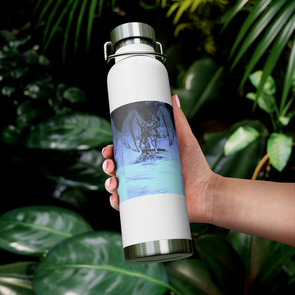 "Cythia - ""Into the Abyss"" - 22oz Vacuum Insulated Bottle"