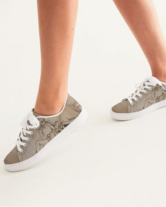"TCoE - ""Live and Let Die"" - Ladies Faux-Leather Sneaker"