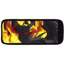 "Load image into Gallery viewer, Dragon Torrick - ""Flame"" - Custom Can Cooler"