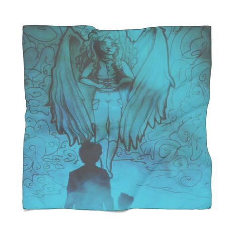 "TSoaGA -""Dark Angel Cythia ~ The Mist"" - Poly Scarf"