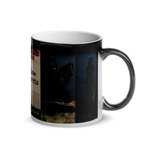 Shadow of Secrets - Collage - Glossy Magic Mug