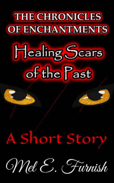 Healing Scars of the Past (Amazon Glossy Paperback)