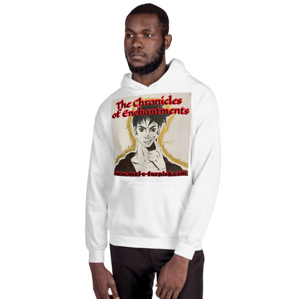 "TCoE - Torrick - ""smile"" - Customize-able Unisex Hoodie"