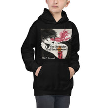 "Load image into Gallery viewer, Torrick - ""wishful thinking"" - Kid's Hoodie"