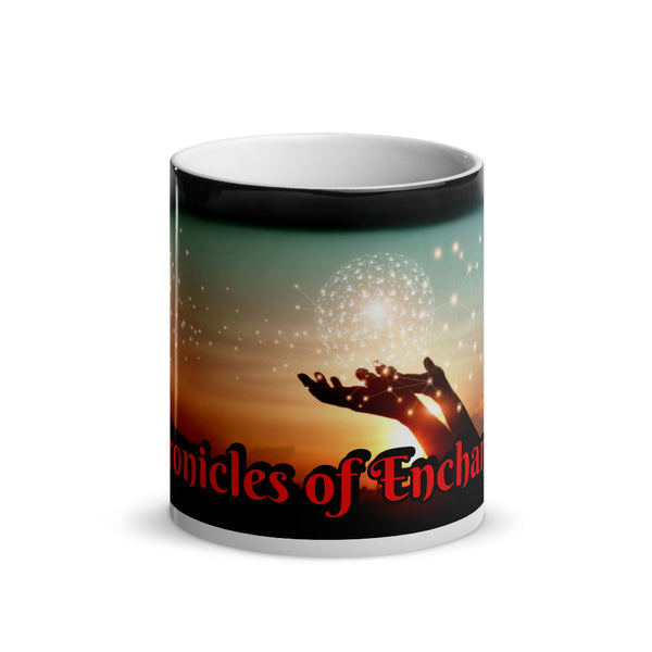 The Chronicles of Enchantments - Glossy Magic Mug