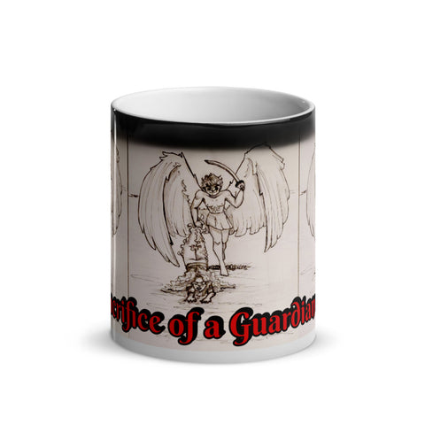 "TSoaGa: Cythia - ""A Dark Angel's Prize"" - Glossy Magic Mug"