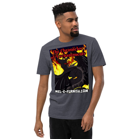 "TCoE - Dragon Torrick - ""Flame"" - Unisex recycled t-shirt"