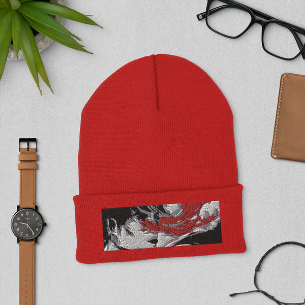 "Torrick - ""wishful thinking"" - Cuffed Beanie"