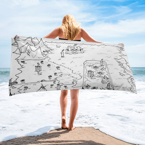TCoE - Trindavin (north) - Beach Towel