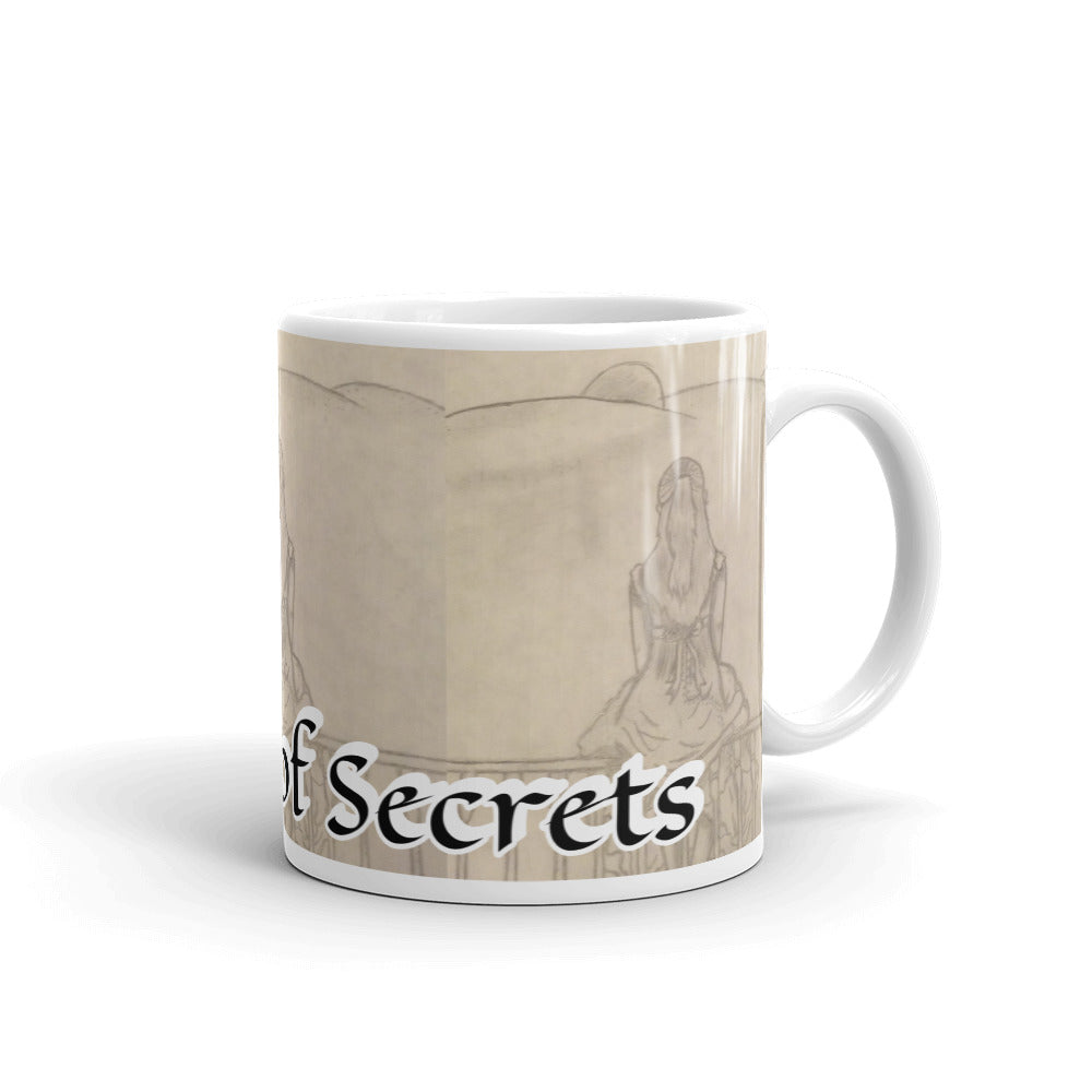 "TCoE - Melainie - ""Shadow of Secrets"" - Mug"