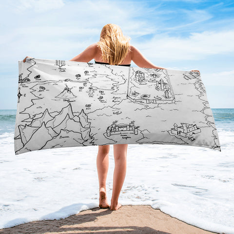 TCoE - Trindavin (south) - Beach Towel
