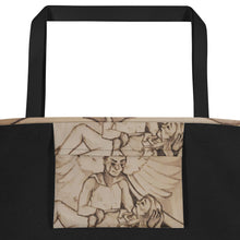 Load image into Gallery viewer, TCoE - Live and Let Die - Beach Bag
