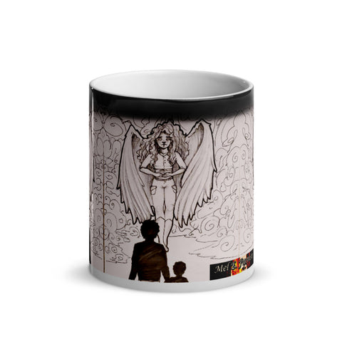 "TSoaGA: ""Dark Angel Cythia"" - Glossy Magic Mug"