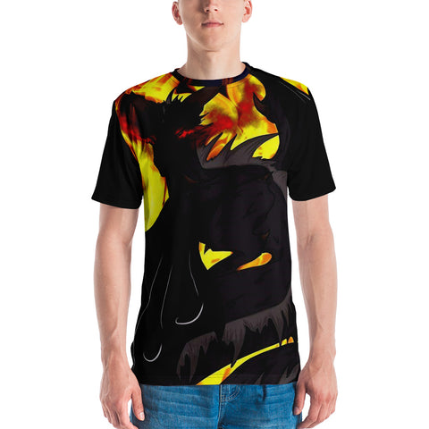 "Dragon Torrick - ""Flame"" - Men's T-shirt"