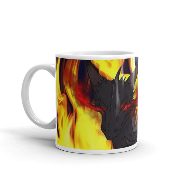 "Dragon Torrick - ""Flame"" - Mug"