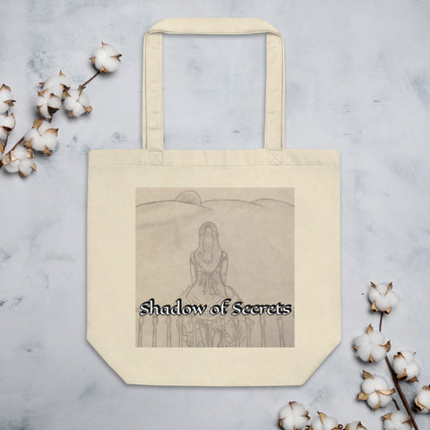 "TCoE - Melainie - ""Shadow of Secrets"" - Eco Tote Bag"