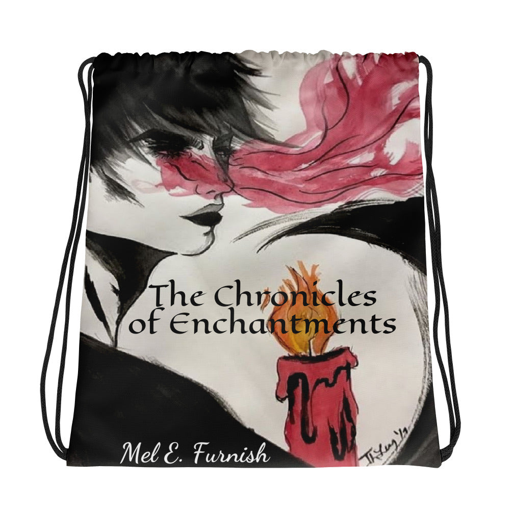 "TCoE: Torrick - ""wishful thinking"" - All-Over Print Drawstring Bag"