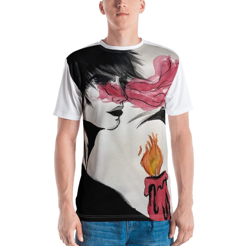 "TCoE: Torrick - ""wishful thinking"" - All-Over Print Men's Crew Neck T-Shirt"