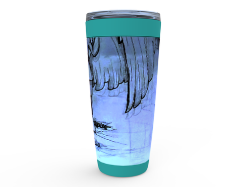 "TSoaGa - Cythia - ""Into the Abyss"" - Viking Tumblers"