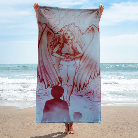 "TSoaGA -""Dark Angel Cythia ~ The Mist 2"" - Towel"