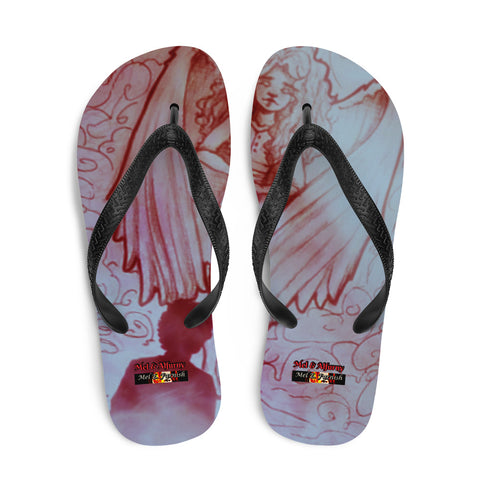 "TSoaGA -""Dark Angel Cythia ~ The Mist 2"" - Flip-Flops"