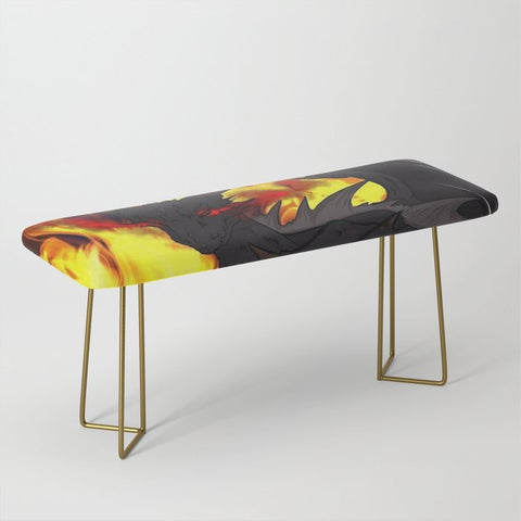 "Dragon Torrick - ""Flame"" - Bench"