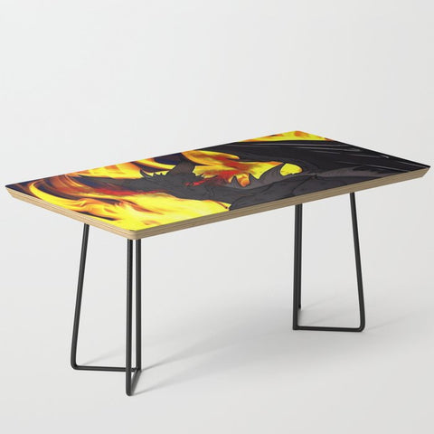 "Dragon Torrick - ""Flame"" - Coffee Table"