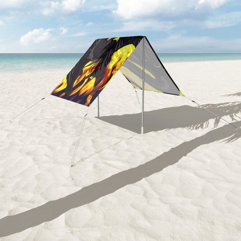 "Dragon Torrick - ""Flame"" - Sun Shade"