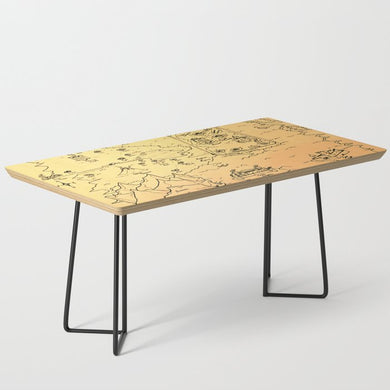 TCoE - Trindavin Map - Coffee Table
