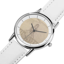 "Load image into Gallery viewer, Melainie - ""Shadow of Secrets"" - Unisex Double-Layer Concise Dial Water-Resistant Quartz"