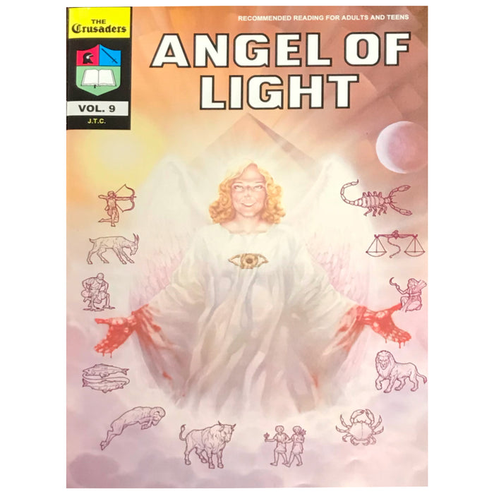 World Religion Library Angel of Light (Comic Book)