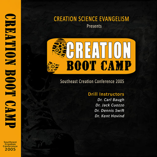 Creation Boot Camp (Audio Download)