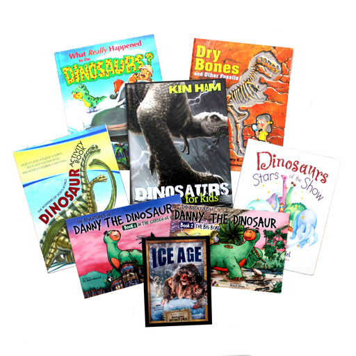 Dinosaur Library (Ages 4-12)