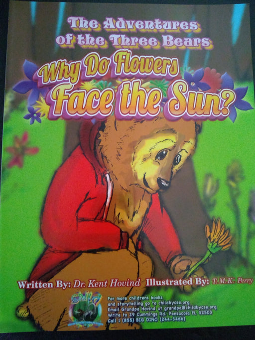 The Adventures Of The Three Bears: Why Do Flowers Face The Sun?