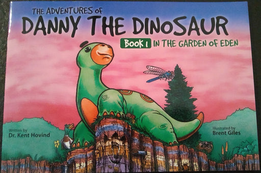 Danny The Dinosaur Book 1 The Garden Of Eden