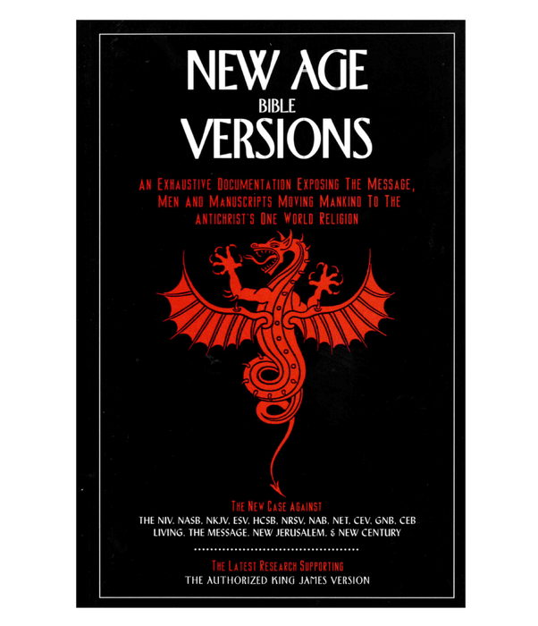 New Age Bible Versions by Gail Riplinger