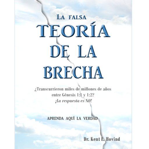 The False Gap Theory - La Falsa Teoria De La Brecha (Digital-Spanish Version)