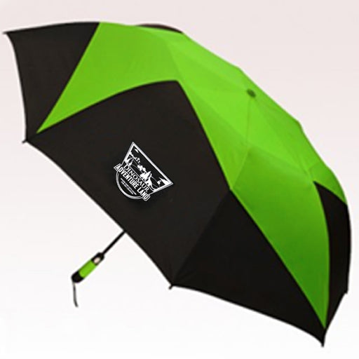 Vented Pinwheel Umbrella with DAL Logo