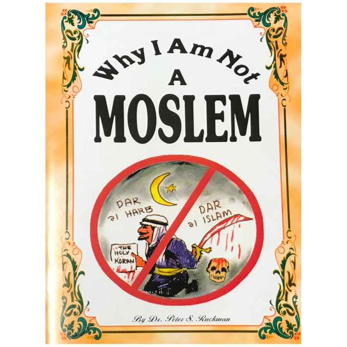 World Religion Library Why I Am Not A Moslem