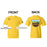 Dinosaur Adventure Land Yellow Tee-Shirt