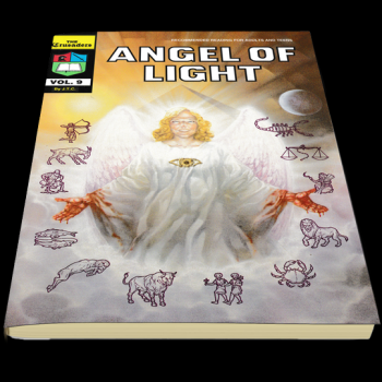 World Religion Library Angel of Light (Comic Book) - Creation Science Evangelism