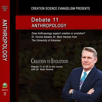 Debate Does Anthropology Support Creation or Evolution? - Creation Science Evangelism
