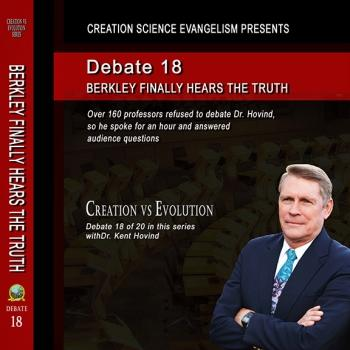 Debates Berkeley Finally Hears The Truth - Creation Science Evangelism