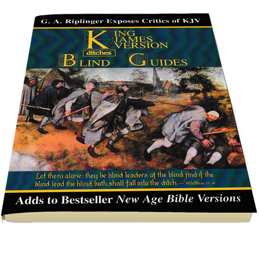 Blind Guides - Creation Science Evangelism