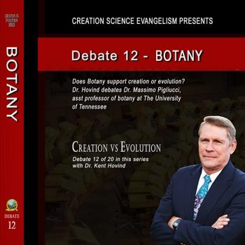 Debate Does Botany Support Creation or Evolution? - Creation Science Evangelism